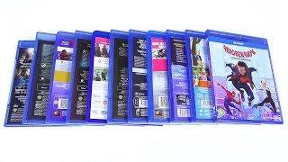 Пополнение коллекции #27: Blu-ray фильмы