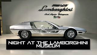 homepage tile video photo for Inside The Lamborghini Museum: Spending The Night With The Rarest Supercars - Inside Lane