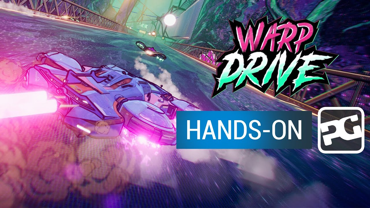 WARP DRIVE (iPhone, iPad, Apple Arcade) | Gameplay - YouTube
