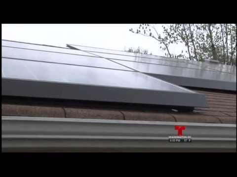 Telemundo entrevista a cliente de Solarcity en espanol
