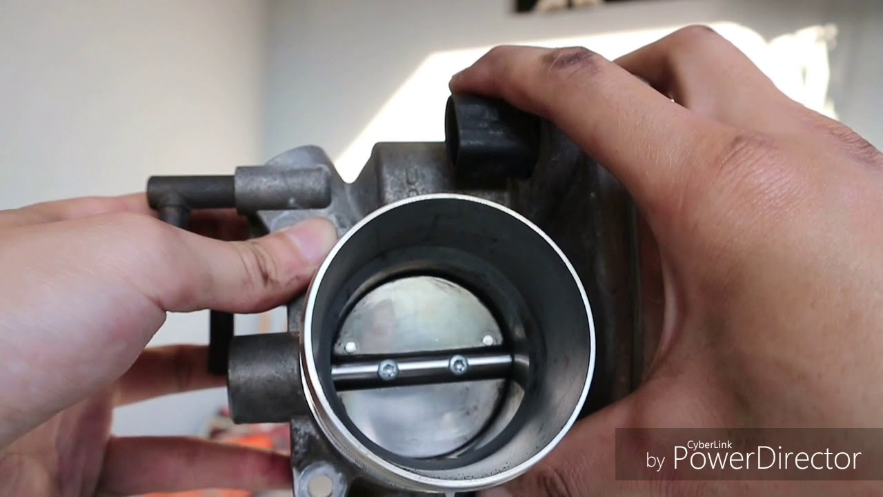 Cara Cuci/Servis Throttle Body