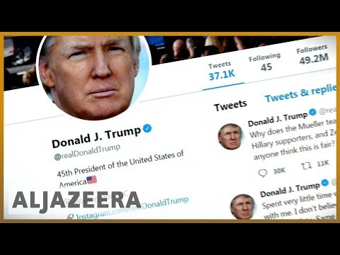 🇺🇸 Trump slams Mueller investigation, draws Republican ire | Al Jazeera English
