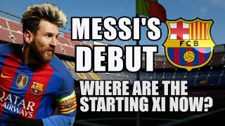 Lionel messi is arguably the greatest player to ever have lived, but where did it all begin for footballing wizard? love football? hit subscribe butt...