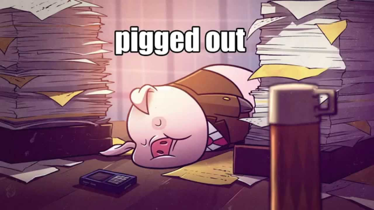 Gravity Falls: Waddles Memes (HD) - YouTube I Pigged Out For A Week