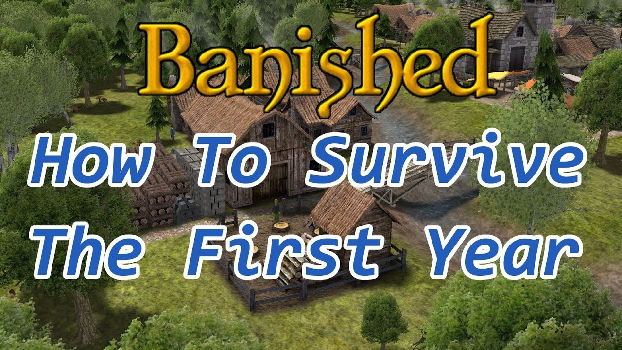 How to Survive in Banished images
