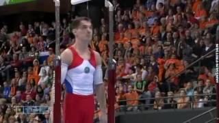 """""""Самые сложные комбинации в спортивной гимнастике 2"""""""