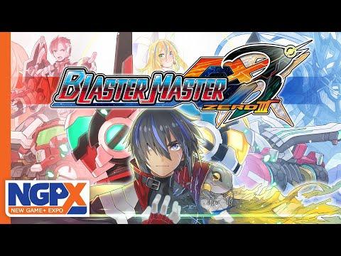 Blaster Master Zero 3 - World Premiere Trailer
