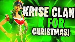 "Krise Clan | ""K For Christmas"" Lil Mosey 