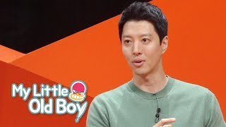 """Lee Dong Gun """"i Try To Spend My Time With My Kid"""" My Little Old Boy Ep 106"""