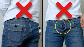 10 Ways You Are RUINING Your Outfit *How to Fix it*