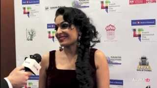 Meera Interview at ISHQ KHUDA PIFF Toronto World Premiere