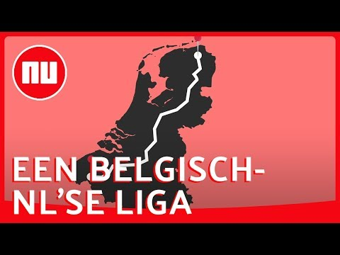 Zo Moet De BeNeLiga Eruit Komen Te Zien | NU.nl