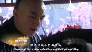 [Chinese Lyric + Vietsub + Kara] Tương tư thập giới - Bộ Bộ Kinh Tâm OST