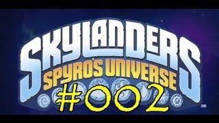 Skylanders Spyros Universe Lets Play #002 | Skylanders Online (German/Deutsch)