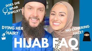 Hijab FAQ's #shorts