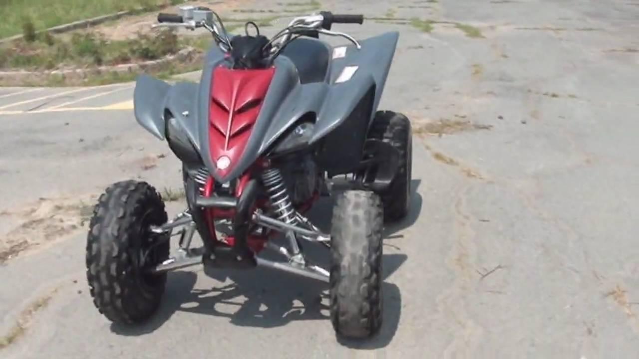 2008 Yamaha Raptor 350 - Item 27314