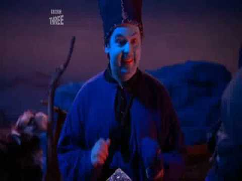 i love the chosen one - the mighty boosh