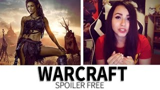 WARCRAFT Movie - SPOILER FREE Review !!!
