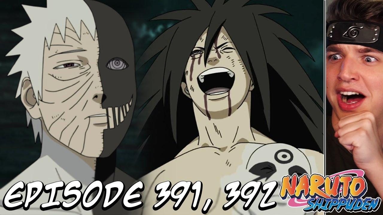 Download MADARA'S TRUE POWER!   Naruto Shippuden REACTION Episode 391, 392