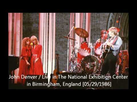 John Denver / Live in Birmingham, England [05/29/1986] (Full)