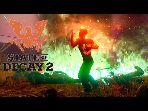 БЕСПИЛОТНИКИ   State Of Decay 2: Juggernaut Edition   ХАРТЛАНД #12