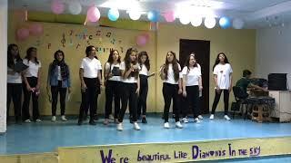 İl Genel Meclisi Anadolu Lisesi İngilizce Şarkılar Korosu