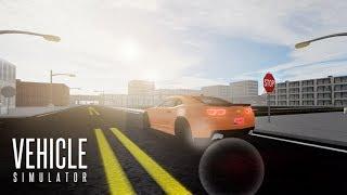 коды на Vehicle Simulator