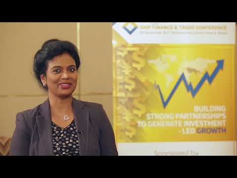 TMS Ship Finance & Trade Conference 2017, June Manoharan, LUKOIL Marime Lubricants DMCC