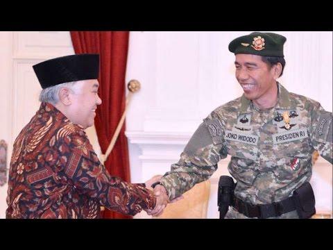 Salah Kostum, Jokowi Jadi Bulan-bulanan Di Media Sosial