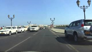 Oman QURUM Beach Road