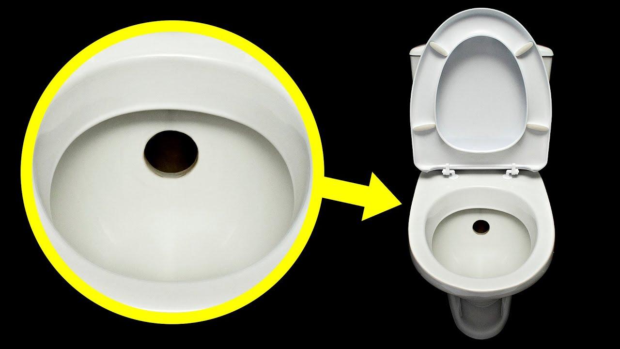 Почему в туалетах нет дополнительного сливного отверстия