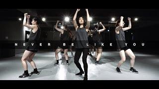 Скачать Never Be Like You Flume Ft Kai May J Lee Choreography