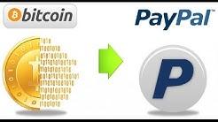 TUTORIAL - Convertir BitCoins a USD PayPal Con prueba! Sin registros y rapido. Paypal gratis