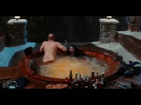 There can hot tub time machine bath scene