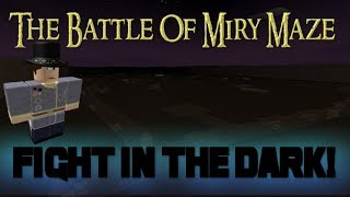 Community Raid With CSA/RM/AFE/TFA - [Roblox] Battle of the Miry Maze