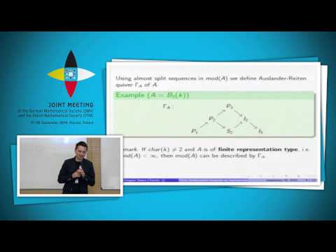 Grzegorz Zwara: Three fundamental theorems on representations of associative algebras