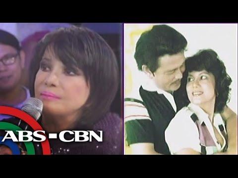 Eva Eugenio admits she and Erap had an MU
