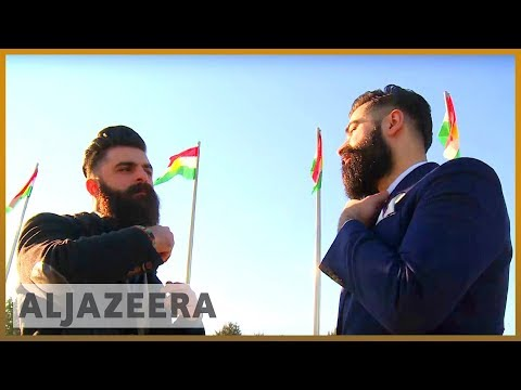 The youth bringing social change to Iraqi Kurdistan