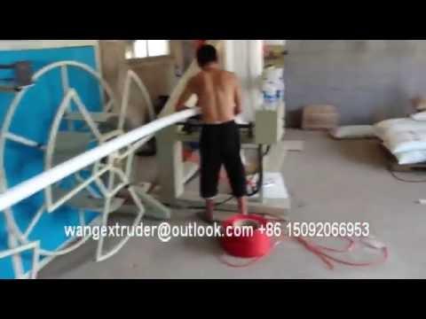 China HDPE Pipe Machinery Plant / Machine Factory