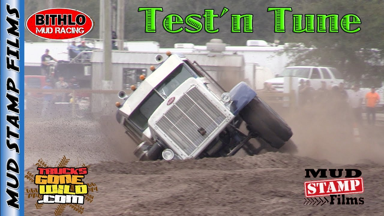 BITHLO MUD RACING - TEST'N TUNE