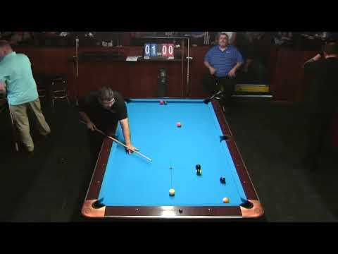 2017 APA US Amateur Championship Robert Martinez VS Mark Montgomery 720p