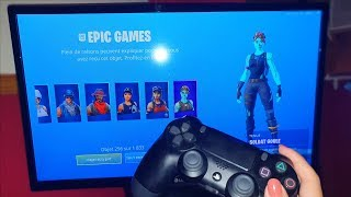 [PS4] GLITCH (C) DO ALL SKINS, DANSES - GAME FORTNITE ON 'PS4/XBOX ONE/PC' 😱
