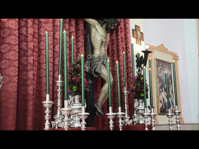 LA LINEA COFRADE. CULTOS HERMANDAD DEL SILENCIO 2020