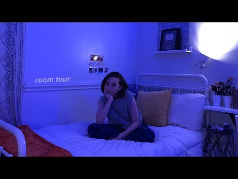 a tour of my room