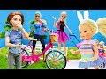 Сборник мультиков про Барби и ее семью Видео для девочек mp3