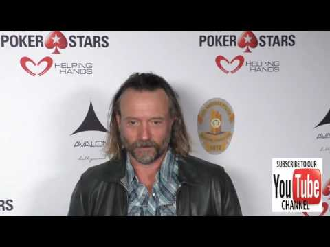 John Pyper Ferguson at the Los Angeles Police Memorial Foundation Celebrity Poker Tournament at Aval