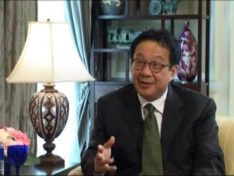 World Business: Francis Yeoh Interview 17/04/09