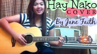 Repeat youtube video Hay Nako - Lj Manzano ft. Jamich