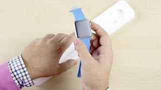 Apple Watch - полная распаковка(Конкурс на Apple Watch от Wylsacom и спонсора Yota: http://www.youtube.com/watch?v=uzOBMWi818w Часы Apple Watch можно купить у AppleJesus., 2015-04-25T12:28:14.000Z)