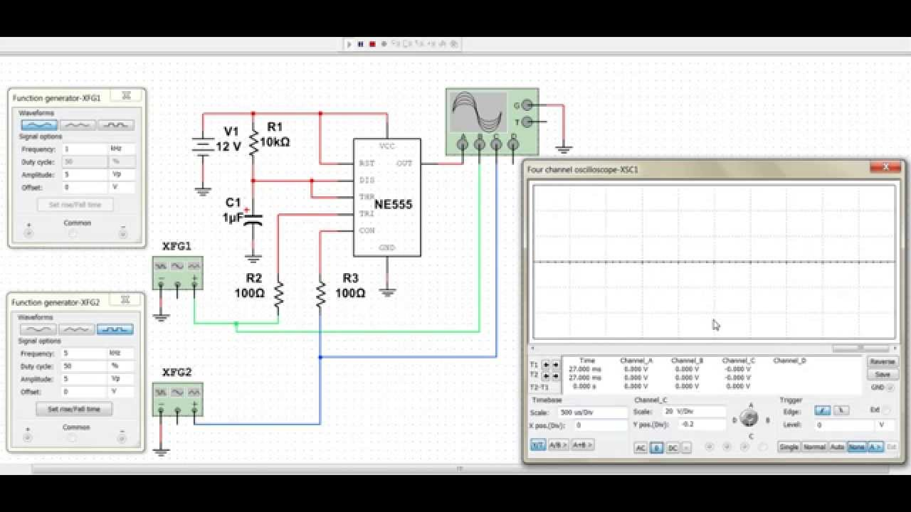 Pwm Simulation Using Multisim